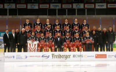 Eispiraten Crimmitschau Mediaday 17.10.20