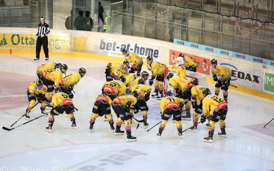 Vienna Capitals vs. Fehervar AV 19 4.10.2020