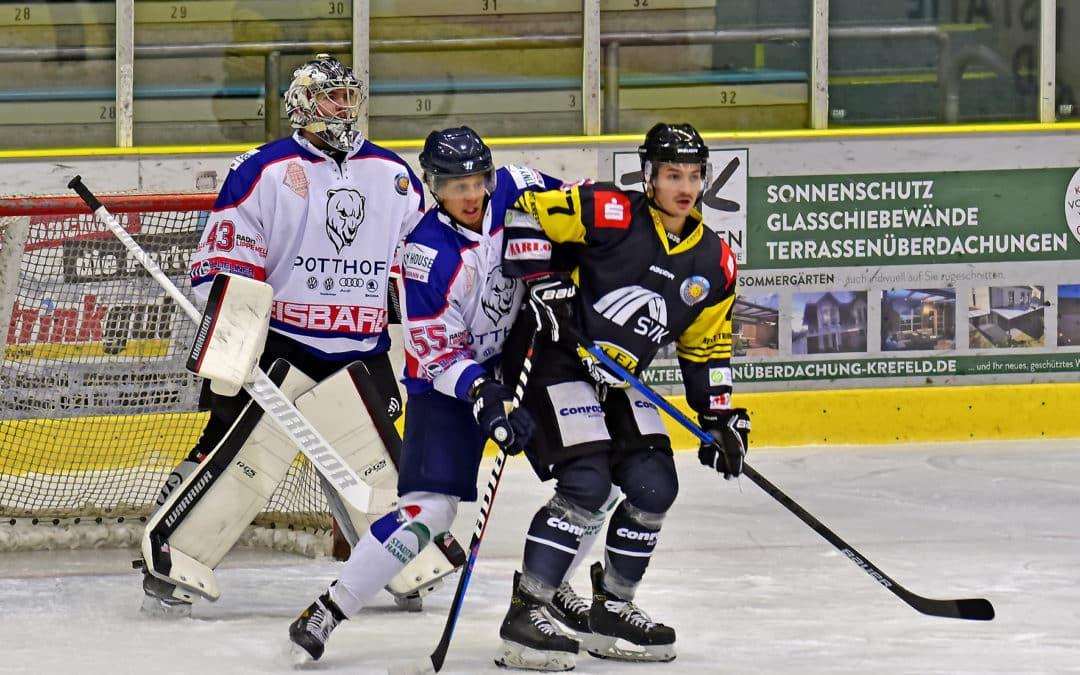 Krefeld EV 81 U23 vs. Eisbären Hamm