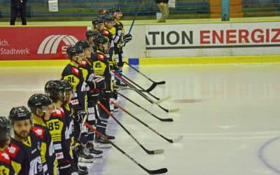 Krefelder EV 81 U23 vs. EG Diez/Limburg  06.11.2020