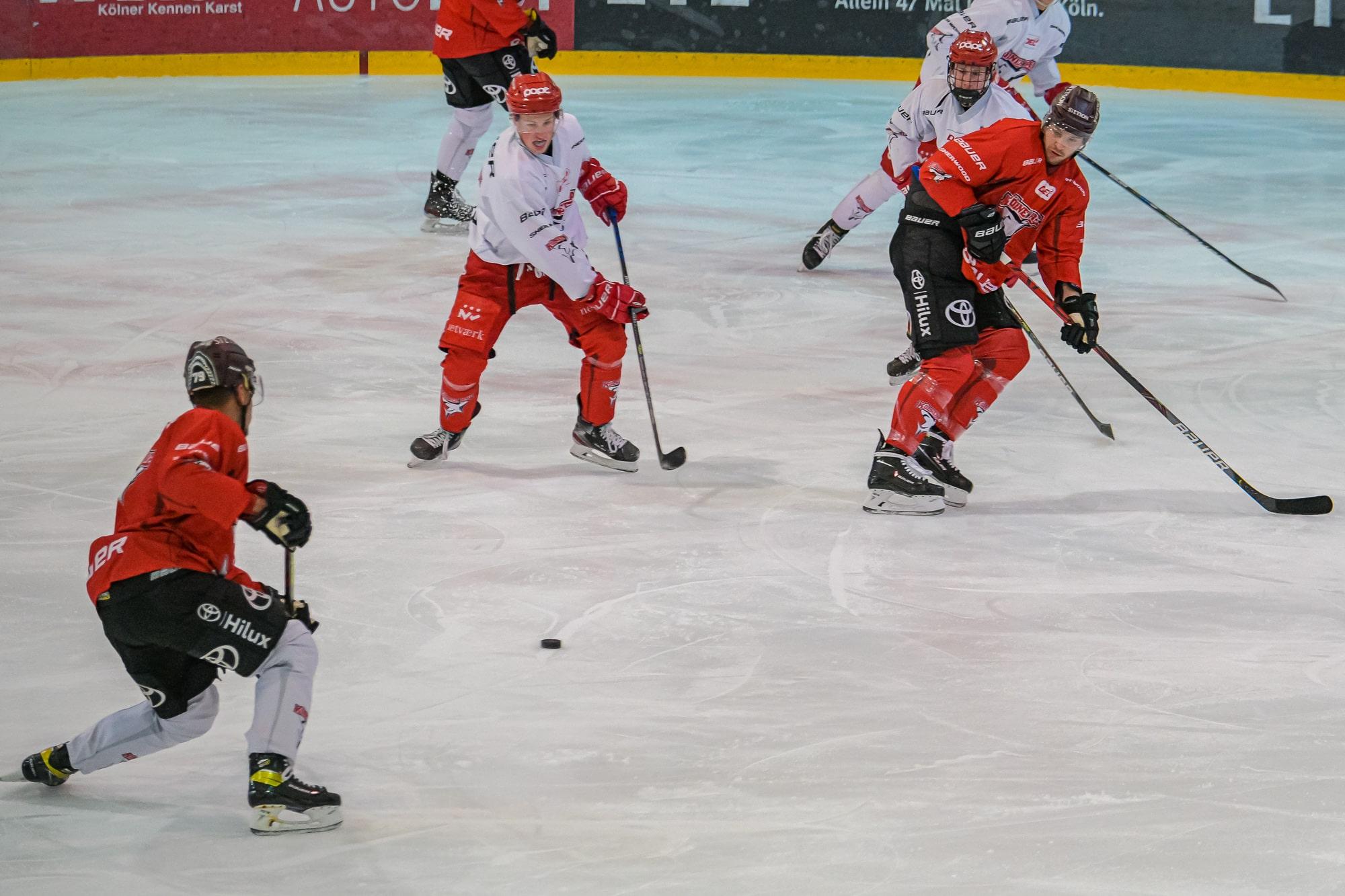 Eishockey Kec