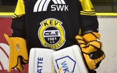 Krefelder EV81 U23 vs. Hannover Scorpions 20.12.2020