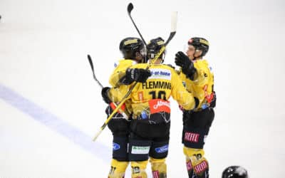 spusu Vienna Capitals vs. HC Bozen 05.12.2020