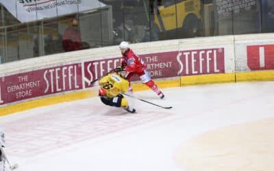 spusu Vienna Capitals vs. EC KAC 07.12.2020