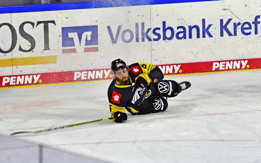 PennyDEL  Krefeld Pinguine vs. Iserlohn Roosters  23.12.2020