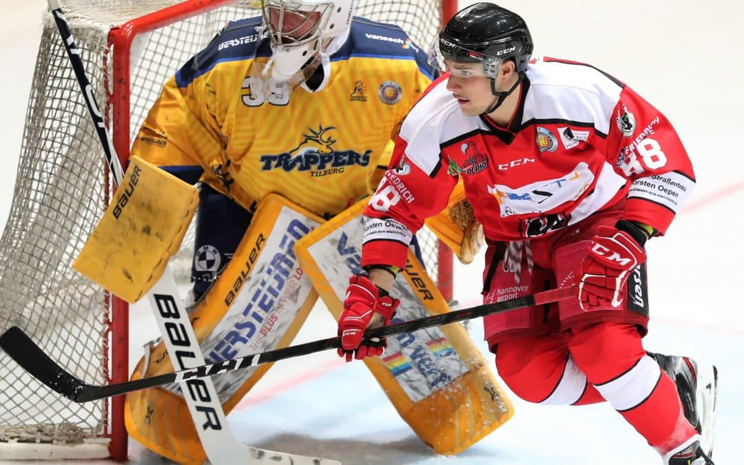 Hannover Scorpions vs. Tilburg Trappers