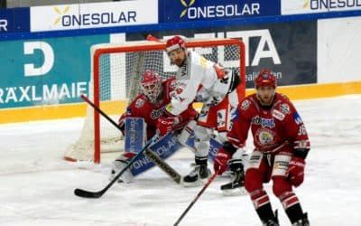 EV Landshut vs. Eispiraten Crimmitschau vom 18.12.2020