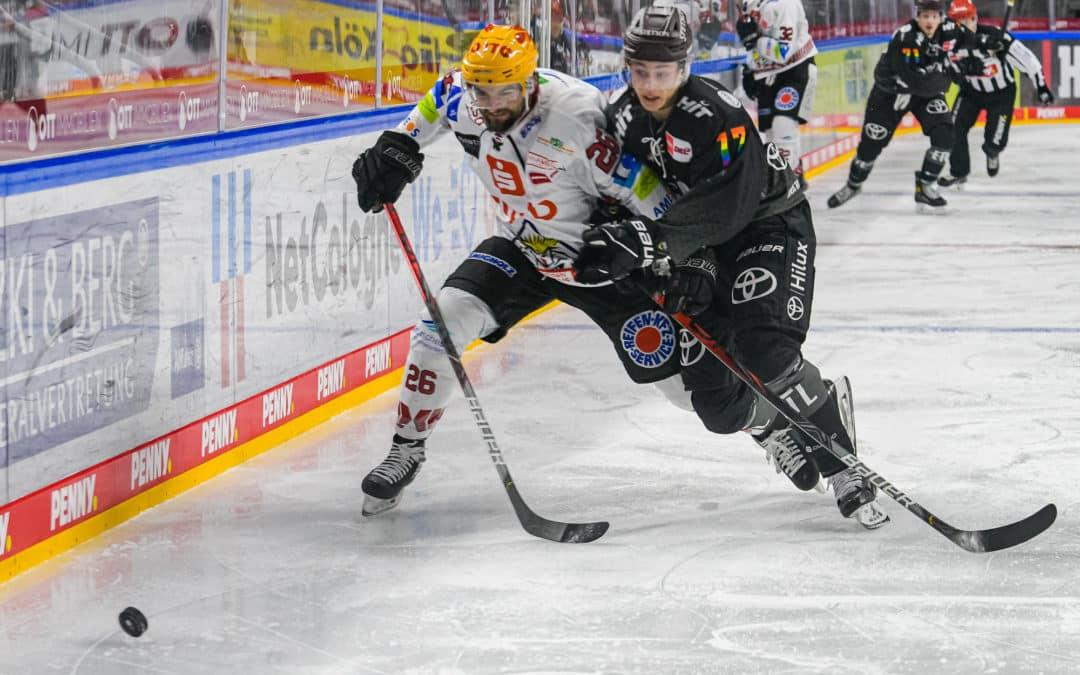 Kölner Haie vs Fischtown Pinguins vom 17.01.2021