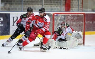 Hannover Scorpions vs. EG Diez / Limburg vom 17.01.2021