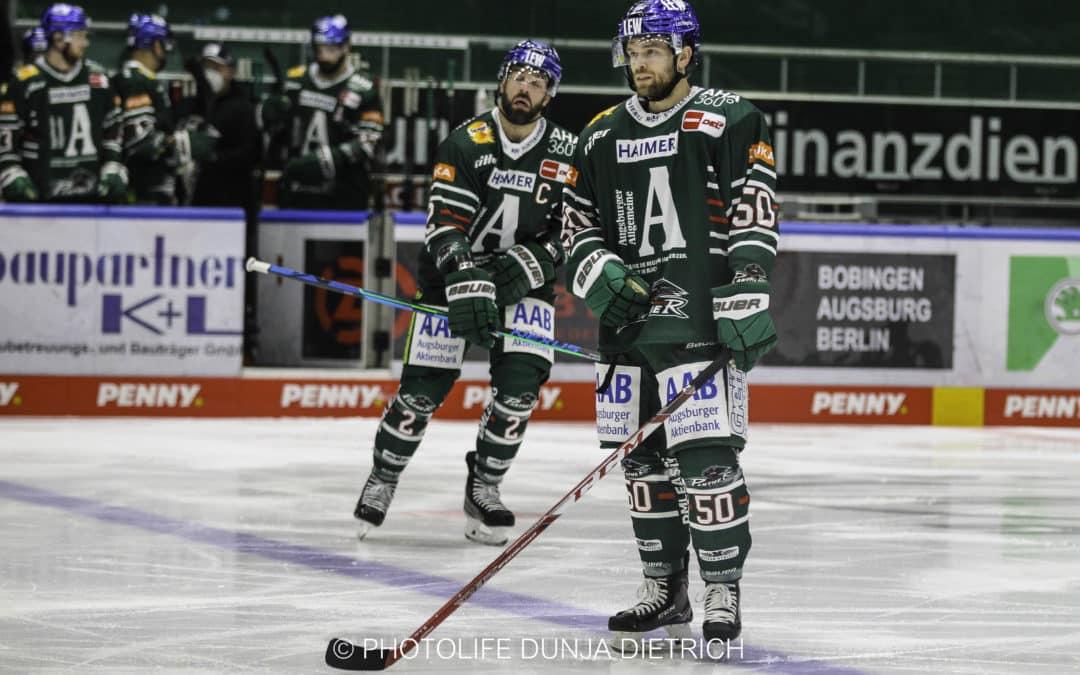 DEL-Augsburger Panther vs. Nürnberger Icetigers 03.01.21