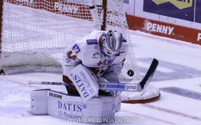 Augsburger Panther vs. Adler Mannheim 10.01.21