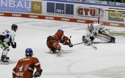 Augsburger Panther vs. Straubing Tigers 29.01.21