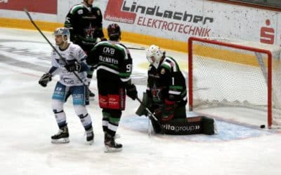 Starbulls Rosenheim vs. EV Lindau Islanders vom 08.01.2021