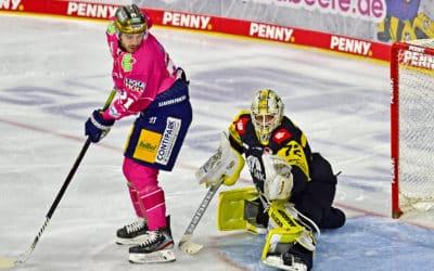 Krefeld Pinguine vs. Eisbären Berlin  11.02.2021
