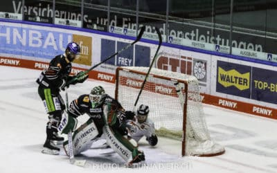 Augsburger Panther vs. Nürnberg Icetigers 21.02.21