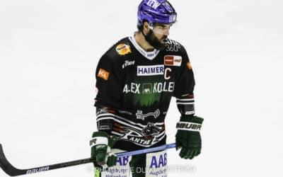 Augsburger Panther vs. Straubing Icetigers 26.02.21