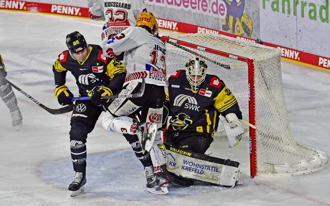 Krefeld Pinguine vs. Fishtown Penguins Bremerhaven 20.02.2021