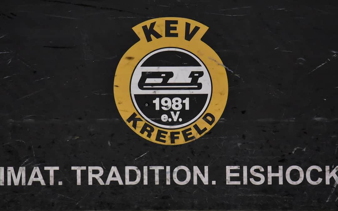 Krefelder EV81 U23 vs. Black Dragons Erfurt 23.02.2021