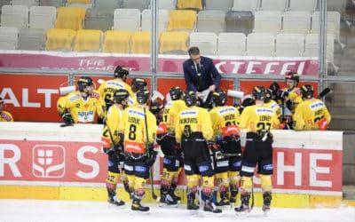 spusu Vienna Capitals vs. EC VSV vom 10.1.2021
