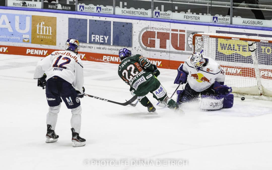 Augsburger Panther vs. Red Bull München 10.02.2021