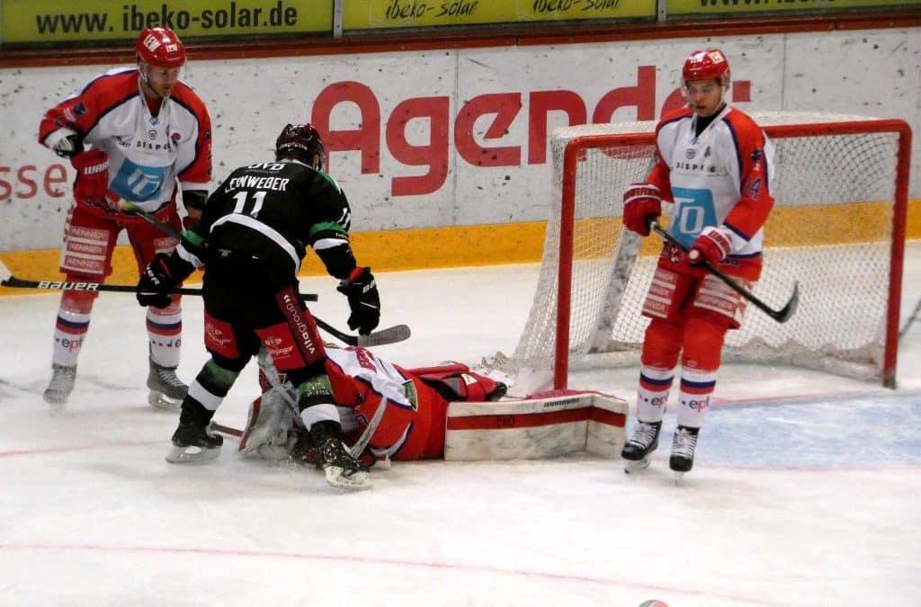 Starbulls Rosenheim vs. EC Peiting vom 07.02.2021