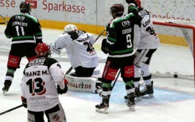 Starbulls Rosenheim vs. Passau Black Hawks vom 26.02.2021