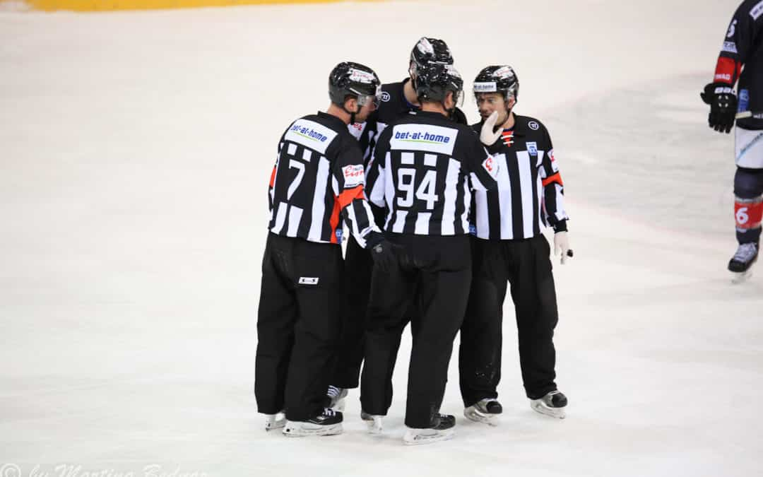 spusu Vienna Capitals vs. HC TIWAG Innsbruck – Die Haie 16.1.2021