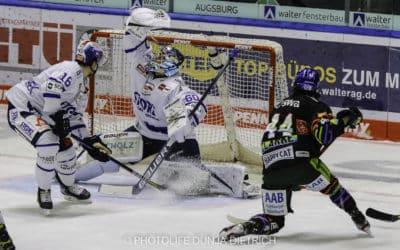 Augsburger Panther vs. Schwenninger Wild Wings 11.03.21