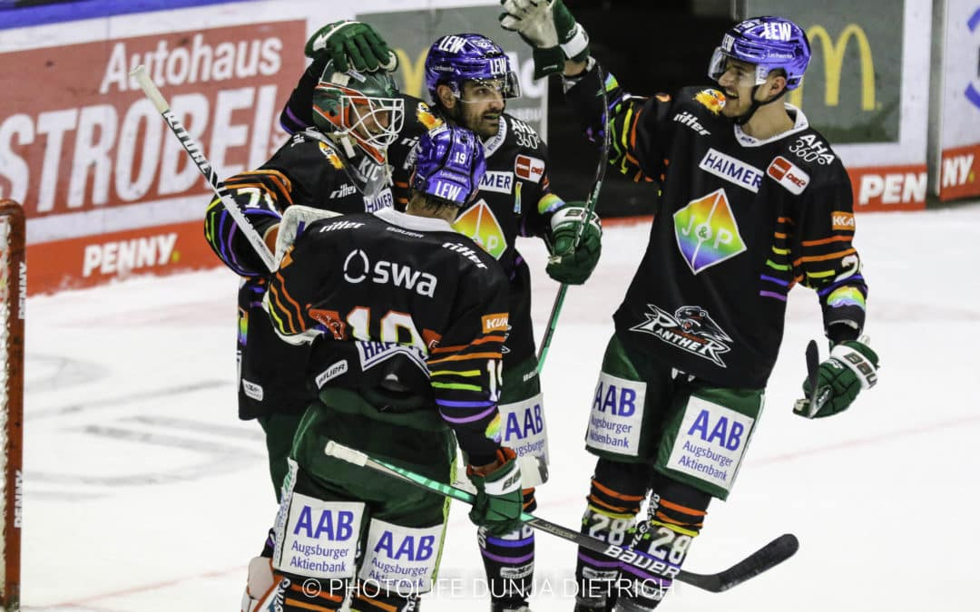 Augsburger Panther vs. Kölner Haie 28.03.21