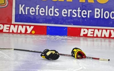Krefeld Pinguine vs Straubing Tigers 25.03.2021