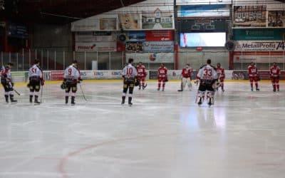 Hannover Scorpions vs. EG Diez/Limburg vom 09.03.2021