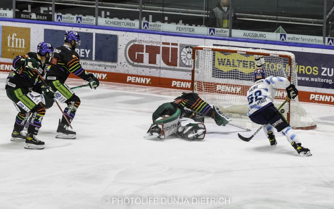 Augsburger Panther vs. ERC Ingolstadt 05.03.2021