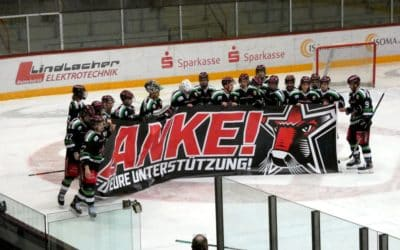 Starbulls Rosenheim vs. EV Weiden vom 16.03.2021