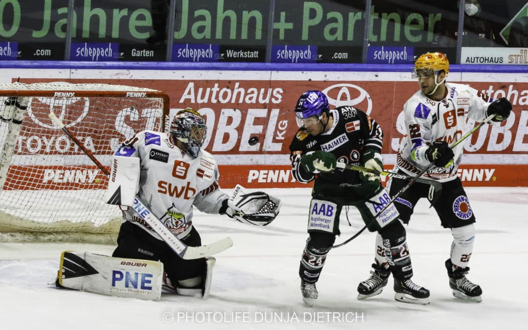 Augsburger Panther vs. Fishtown Pinguins Bremerhaven 08.04.21