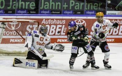 Augsburger Panther vs. Fishtown Pinguins Bremerhaven 08.04.21