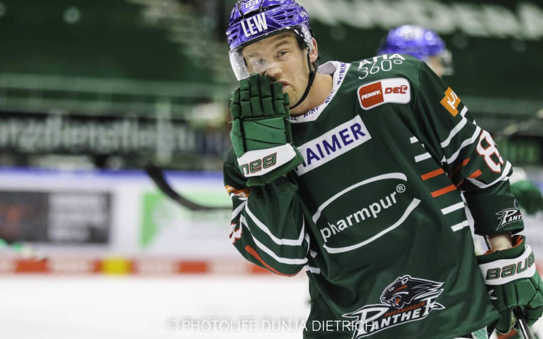 Augsburger Panther vs. Iserlohn Roosters 11.04.21