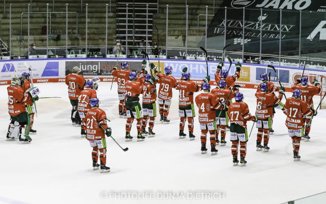 Augsburger Panther vs. Berlin 18.04.21