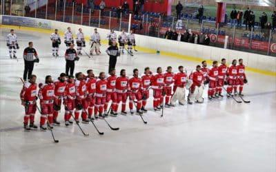 Oberliga Nord Meister Hannover Scorpions, Play Off Finale Spiel 3 ,Hannover Scorpions – Herner EV