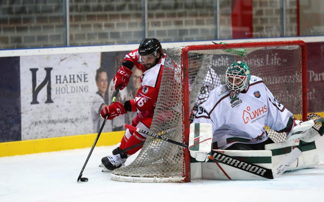 Oberliga Nord Play Off Finale Spiel 1, Hannover Scorpions vs. Herner EV