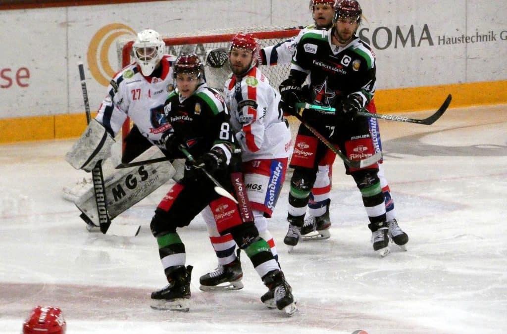 Starbulls Rosenheim vs. Selber Wölfe vom 05.04.2021