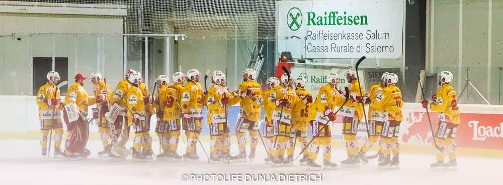 Dolomitencup day 2 – EHC Biel Benne vs. Eisbären Berlin 14.08.21