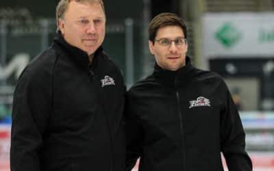 Augsburger Panther neues Trainergespann Saison 2021-2022