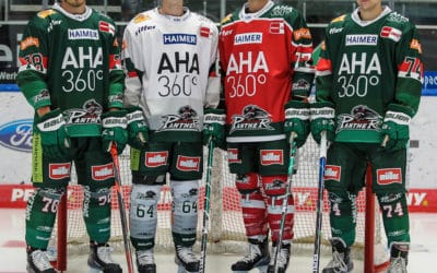 Augsburger Panther Neuzugänge Saison 2021-2022