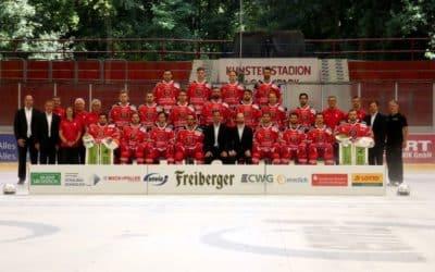 Eispiraten Crimmitschau Team Saison 2021/2022