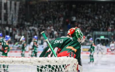 DEL-Augsburger Panther vs. Iserlohn Roosters 17.09.21
