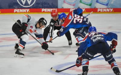 Adler Mannheim vs Nürnberg Ice Tigers 17.09.2021