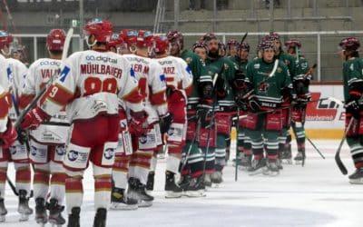 Starbulls Rosenheim vs. EV Landshut am 17.09.2021