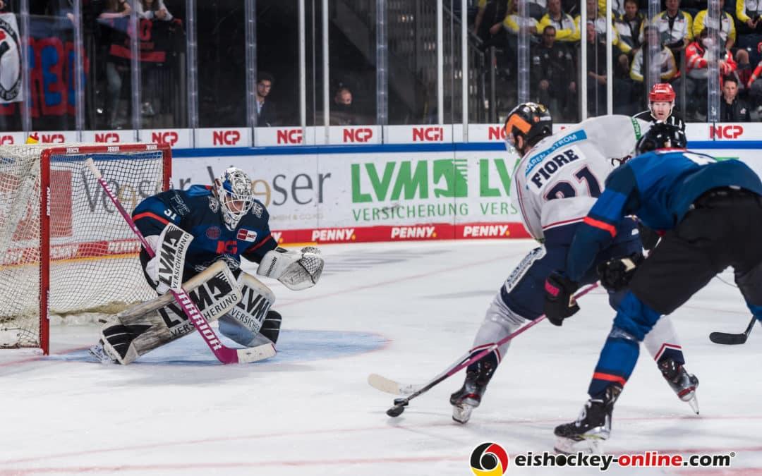 Nürnberg Ice Tigers vs Eisbären Berlin 07.10.2021
