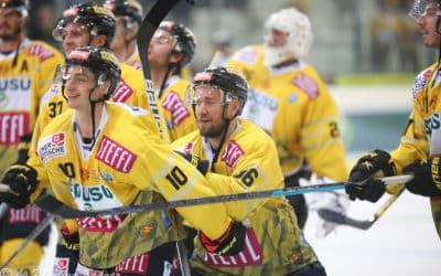 spusu Vienna Capitals vs. HC TIWAG Innsbruck – Die Haie 3:0 25.9.2021